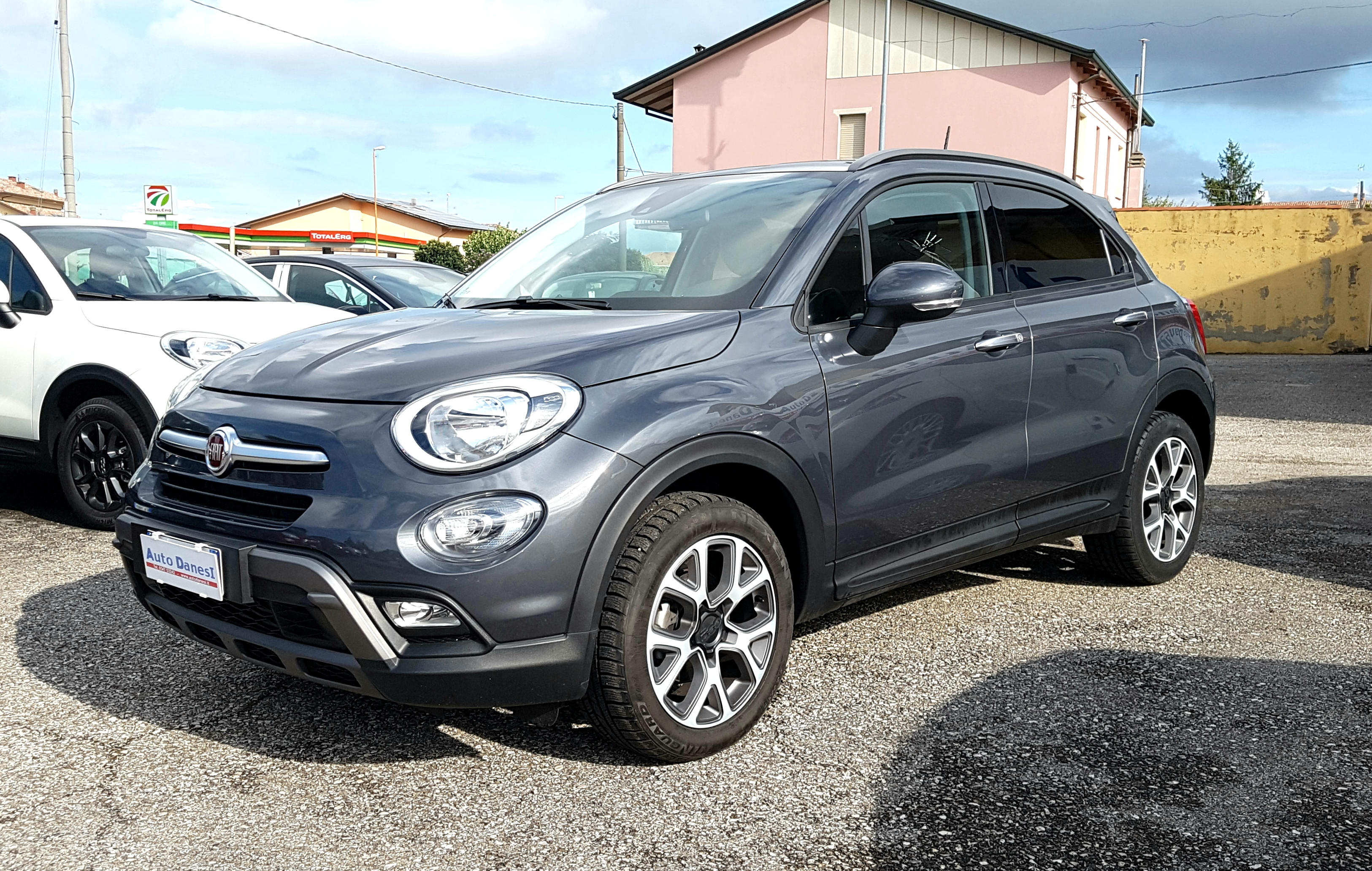 fiat 500x off road look 1 6 mjt 120cv 4x2 cross autodanesi vendita auto nuove e usate longiano. Black Bedroom Furniture Sets. Home Design Ideas