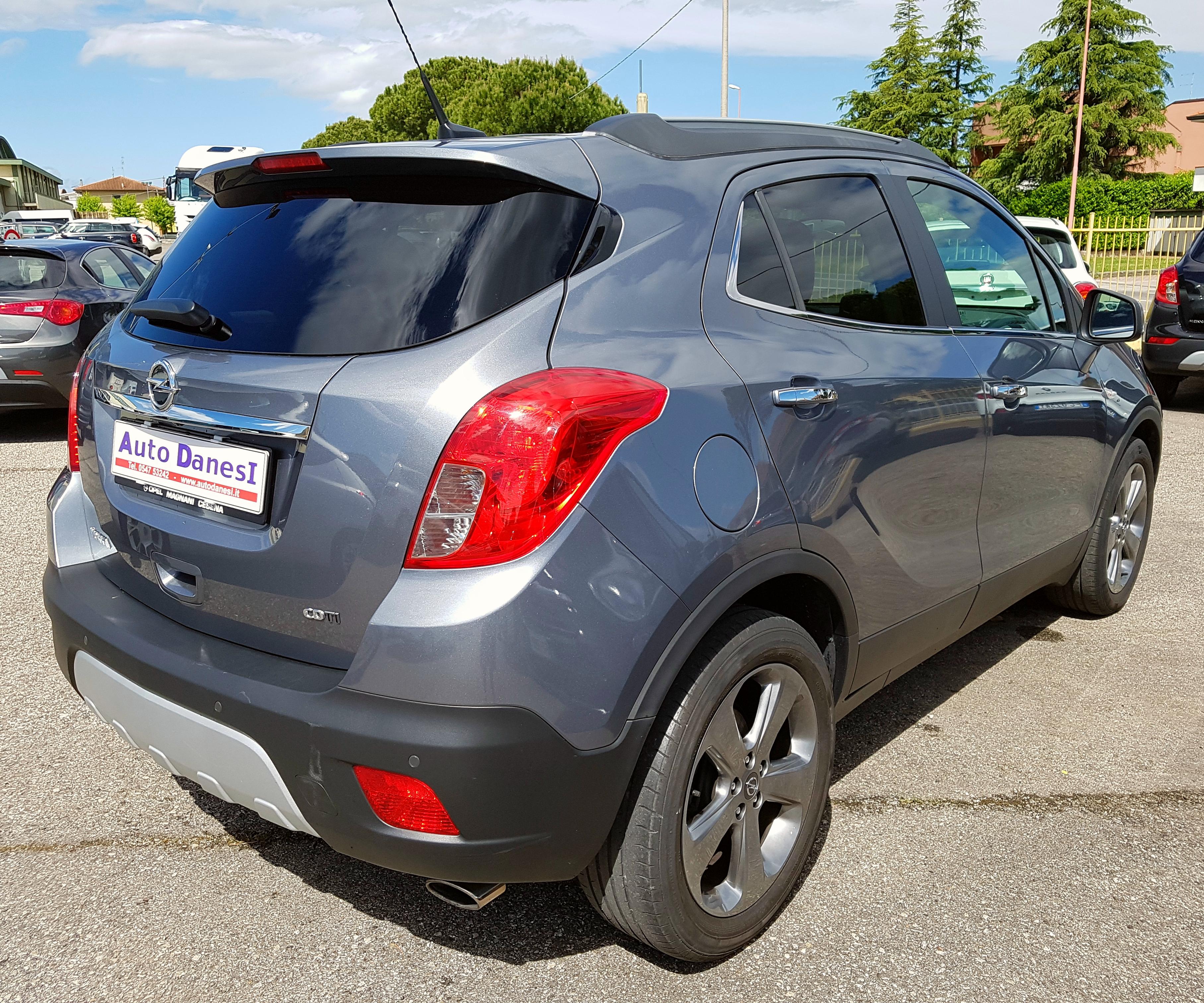 Opel mokka 1 7 cdti ecotec 130cv 4x2 automatica cosmo autodanesi vendita auto nuove e usate - Modulo chiusura automatica specchi retrovisori ...