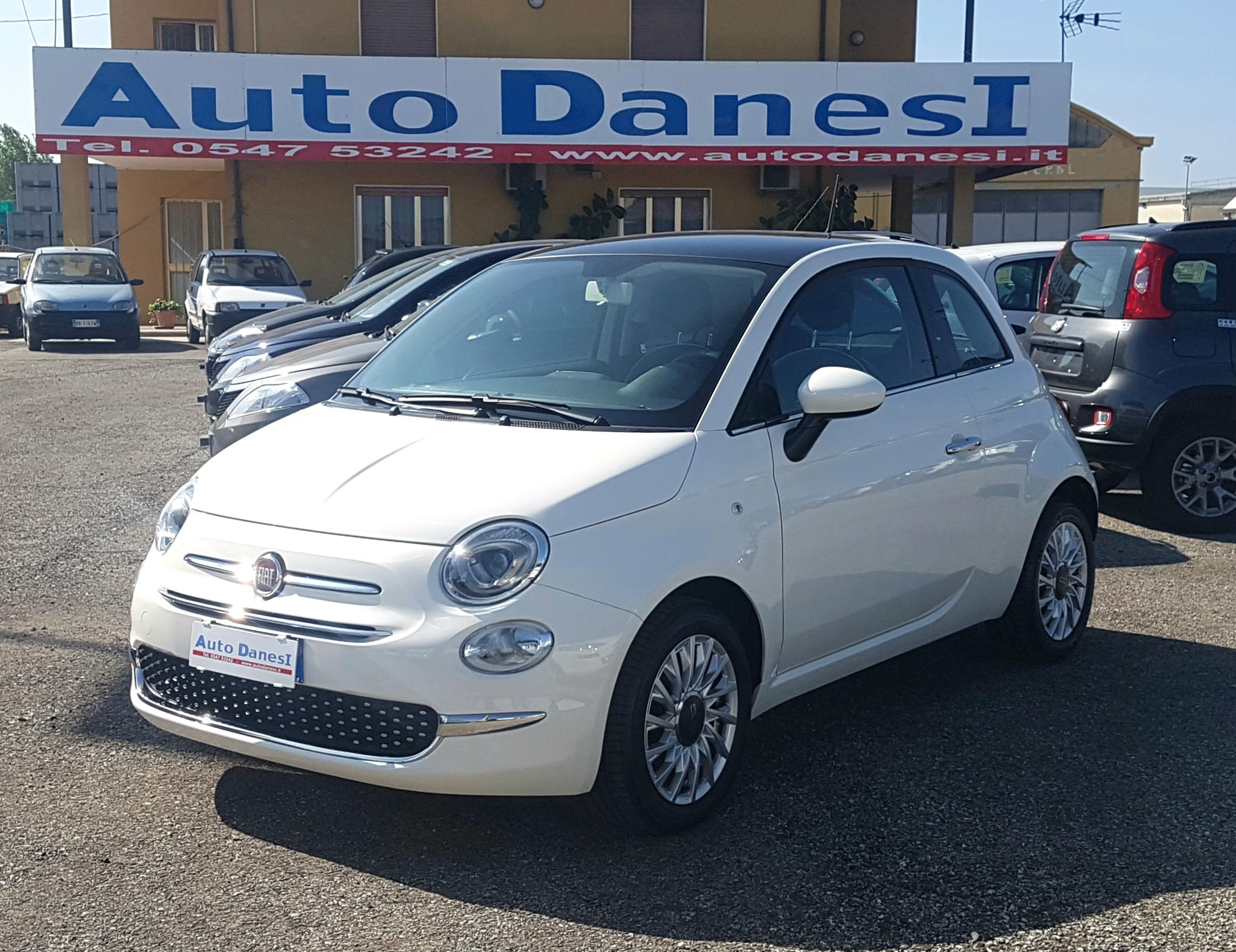 Fiat 500 1 2 69 cv lounge automatica autodanesi vendita auto nuove e usate longiano - Modulo chiusura automatica specchi retrovisori ...